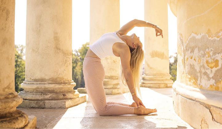 Mein Weg zum Yoga