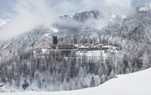 Winter Mountain Yoga Retreat