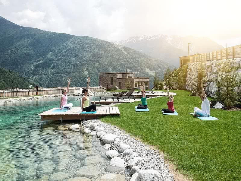 Mountain Yoga Retreat Juni 2021