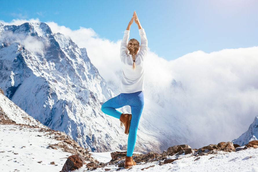 Neujahr Yoga Retreat Tirol 2021