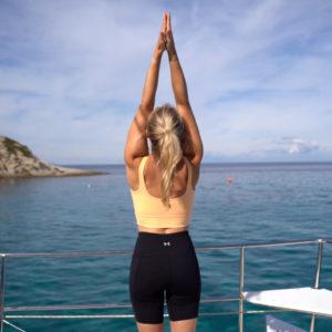 Yoga Sailing Retreat Audrey