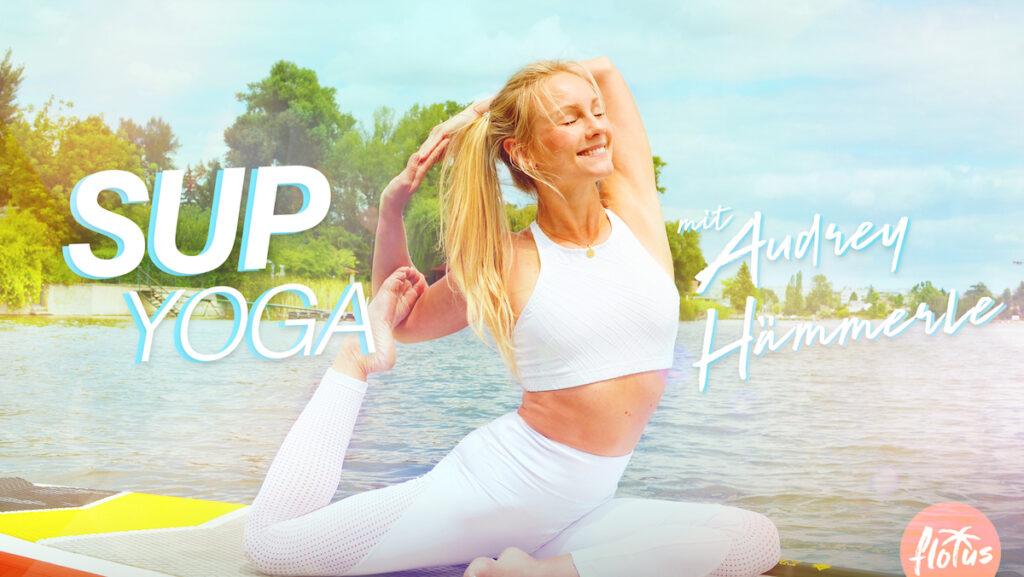 SUP Yoga with Audrey Flotus